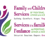 Family and Children's Services of Frontenac, Lennox & Addington